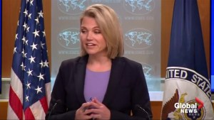 Heather Nauert expected to replace Nikki Haley as U.N. ambassador